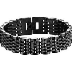 The Mister Prestige Bracelet - Black