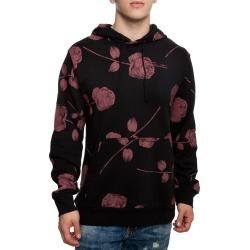 Rosemead Pullover Hoodie in Black