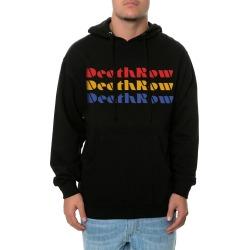 The Deathrow Hoodie in Black