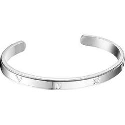 The Mister Roman Cuff Bracelet - Chrome