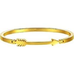 The Mister Axle Arrow Bracelet - Gold
