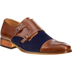 PU upper, Suede Upper-leather lining, Double Monk Strap found on Bargain Bro Philippines from MYSALE GROUP (OzSale) for $51.76