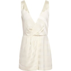 REISS White June-Sless Twist Front To