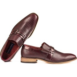 Signature Diamond Cut Loafer PU Upper, Leather Lining, Manmade Outsole found on Bargain Bro India from MYSALE GROUP (OzSale) for $67.26