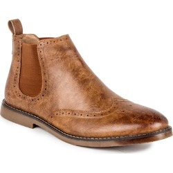 Gino Vitale Men's Impressionist Chelsea Boots found on Bargain Bro India from MYSALE GROUP (OzSale) for $64.23