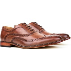 Gino Vitale Men's Wing Tip Lace-up Dress Shoes found on Bargain Bro India from MYSALE GROUP (OzSale) for $59.70