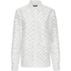Alex Perry Ashton - Reptile Organza Shirt found on MODAPINS from MYSALE GROUP (OzSale) for USD $224.34