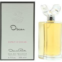 Oscar De La Renta Esprit D'oscar Eau de Toilette 200ml found on Bargain Bro from MYSALE GROUP (OzSale) for USD $46.28