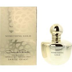 Oscar De La Renta Something Gold Eau De Parfum 100ml found on Bargain Bro from MYSALE GROUP (OzSale) for USD $22.85