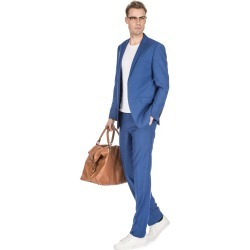 UV Signature Men's Traveler Check Slim Fit Suits found on Bargain Bro Philippines from MYSALE GROUP (OzSale) for $89.27
