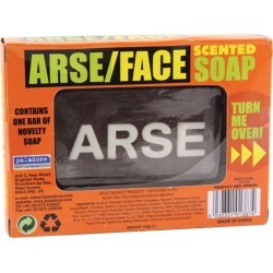 Games, Gadgets & Gizmos Arse Face Soap found on Bargain Bro Philippines from MYSALE GROUP (OzSale) for $9.43