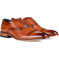 Signature UV Signature Men's Lace Up Cap Toe Oxfords found on Bargain Bro India from MYSALE GROUP (OzSale) for $45.34