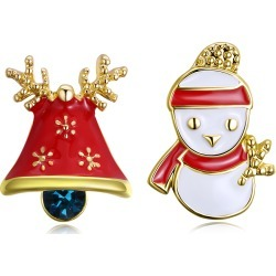 Holiday Classic Holiday Inspired 18K Gold Filled Earring Made with Crystals found on MODAPINS from MYSALE GROUP (OzSale) for USD $14.21