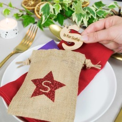 Alternative Cracker With Personalised Gift