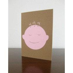 Little Mashers New Baby Card