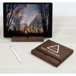 Personalised iPad Holder