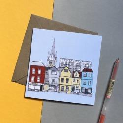 Norwich Greetings Card