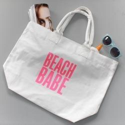 Beach Babe Beach Bag