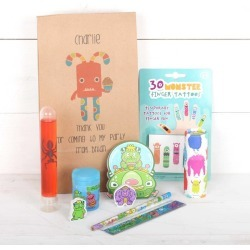 red berry apple Mini Monster Party Bag Fillers