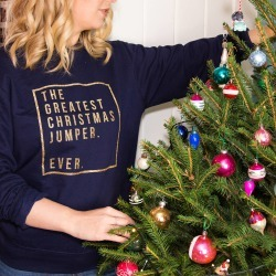 The Greatest Christmas Jumper Ever