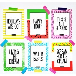 Holiday Cards found on Bargain Bro UK from Notonthehighstreet.com for $12.10