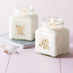 Zodiac Sign Candle