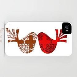 Love Birds Case For IPhone