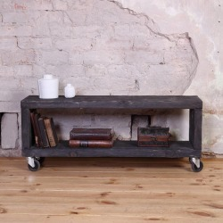 Industrial Tv Unit Tv Stand found on Bargain Bro UK from Notonthehighstreet.com for $437.70