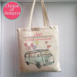 Personalised Hobby Bag