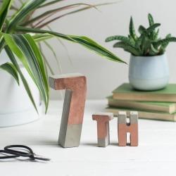 7th Concrete Number Set