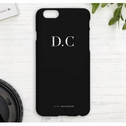 Personalised Initials Mobile Phone Case