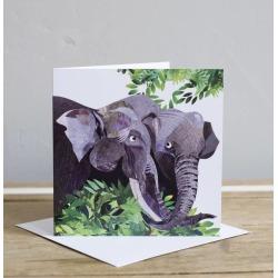 Elephant Love Greetings Card