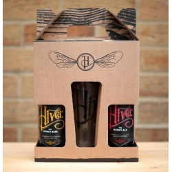 Craft Beers And Glass Gift Set