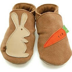 Soft Leather Baby Shoes Rabbit