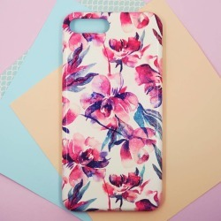 Floral Case For iPhone found on Bargain Bro UK from Notonthehighstreet.com for $27.69