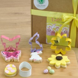 My Easter Cookie Cutters Gift Box found on Bargain Bro UK from Notonthehighstreet.com