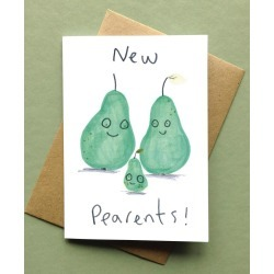 New Parents Card New Baby Card