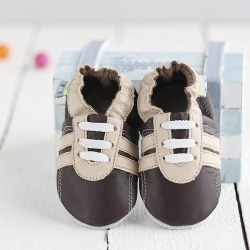 Trainer Soft Leather Baby Shoes