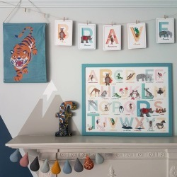 Personalised A To Z Alphabet Of Emotions Print