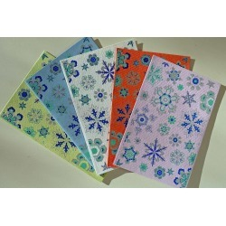 Pack of Snowflake Cards found on Bargain Bro UK from Notonthehighstreet.com for $8.81