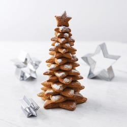 Stamp Your Own Christmas Tree Baking Kit found on Bargain Bro UK from Notonthehighstreet.com