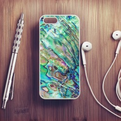 Abalone Shell Print Case For iPhone found on Bargain Bro UK from Notonthehighstreet.com for $18.87