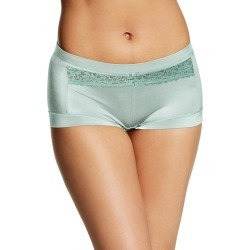 Maidenform Dream Boyshort Barely Blue/Tidal Foam Green 9 found on Bargain Bro India from onehanesplace.com for $10.00