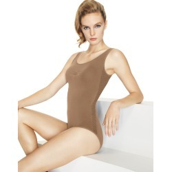 Hanes Perfect Bodywear Seamless Bodysuit Nude L Women's found on Bargain Bro Philippines from onehanesplace.com for $9.60