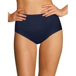 Maidenform Shaping Brief with Cool Comfort Navy XL Women's found on Bargain Bro from onehanesplace.com for USD $11.40