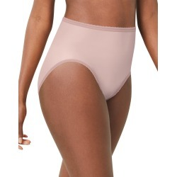 Bali Skimp Skamp Hi-Cut Panty Gloss 9 Women's found on Bargain Bro India from onehanesplace.com for $10.00