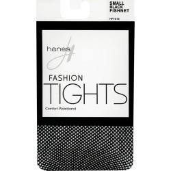 Hanes Fashion Fishnet Tights Black M Women's found on Bargain Bro Philippines from onehanesplace.com for $6.00