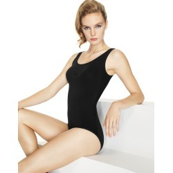 Hanes Perfect Bodywear Seamless Bodysuit Black M Women's found on Bargain Bro Philippines from onehanesplace.com for $9.60