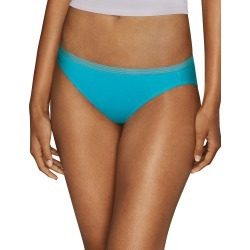 Hanes Signature Microfiber Breathe Bikinis 6-Pack Assorted 5 Women's