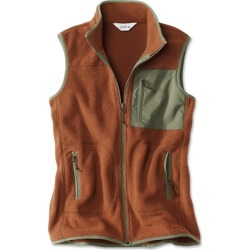 Women's Equinox Eco-fleece Gilet found on Bargain Bro UK from Orvis UK